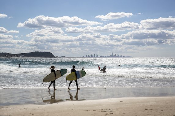 Gold-coast-beach-surf