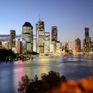 Brisbane-panorama
